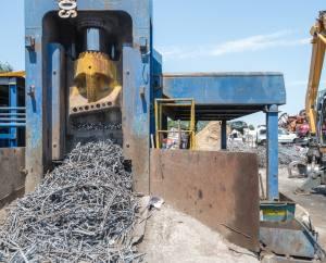 Campagne de cisaillage de fer à béton résultat après passage en cisaille