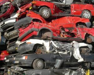 Destruction automobiles vienne