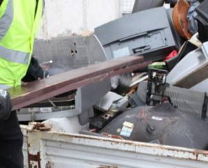 Recyclage matériaux 86