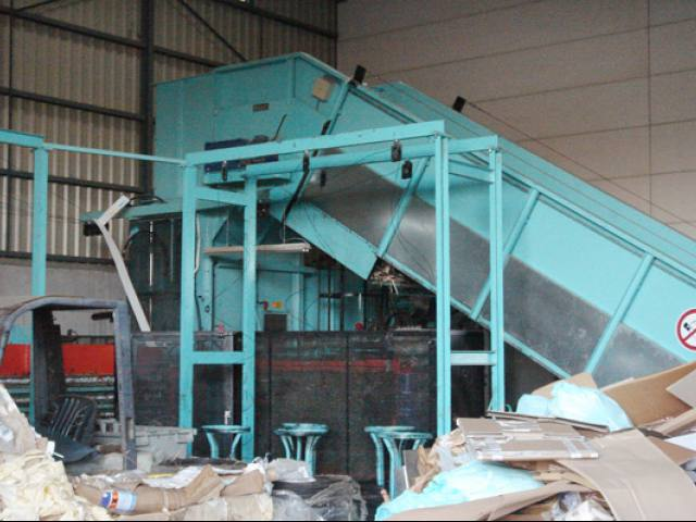 Presse carton Jovisa 110 tonnes